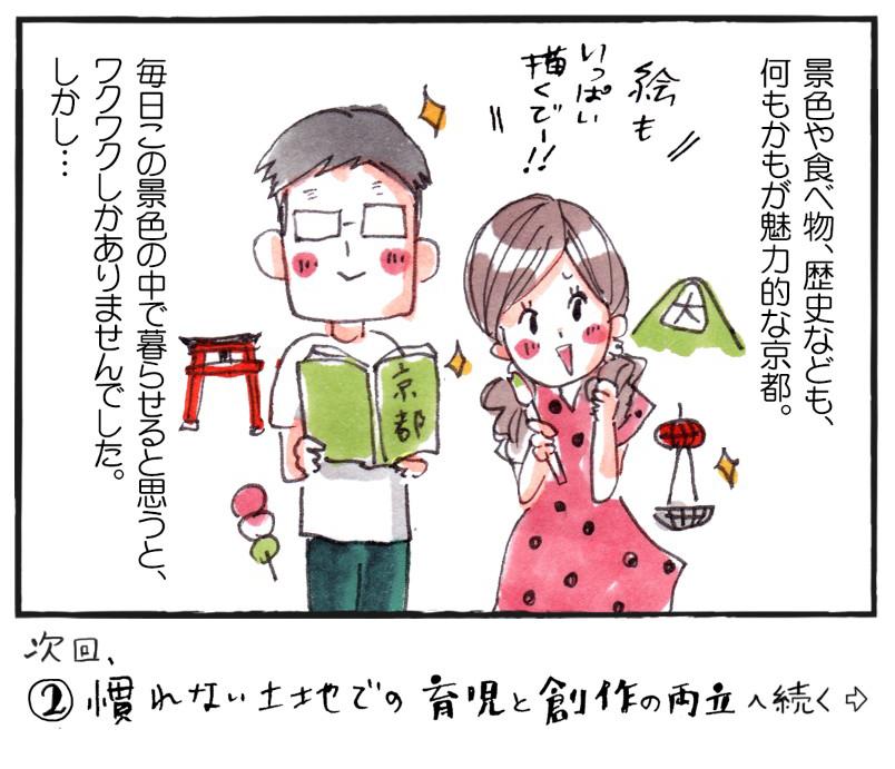 第1話「わくわくしかない!あこがれの京都生活スタート!」-4